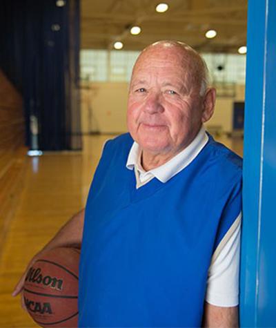 Coach Butch Waller