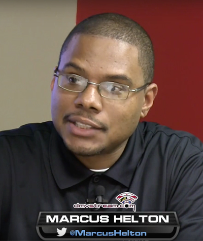 Marcus Helton