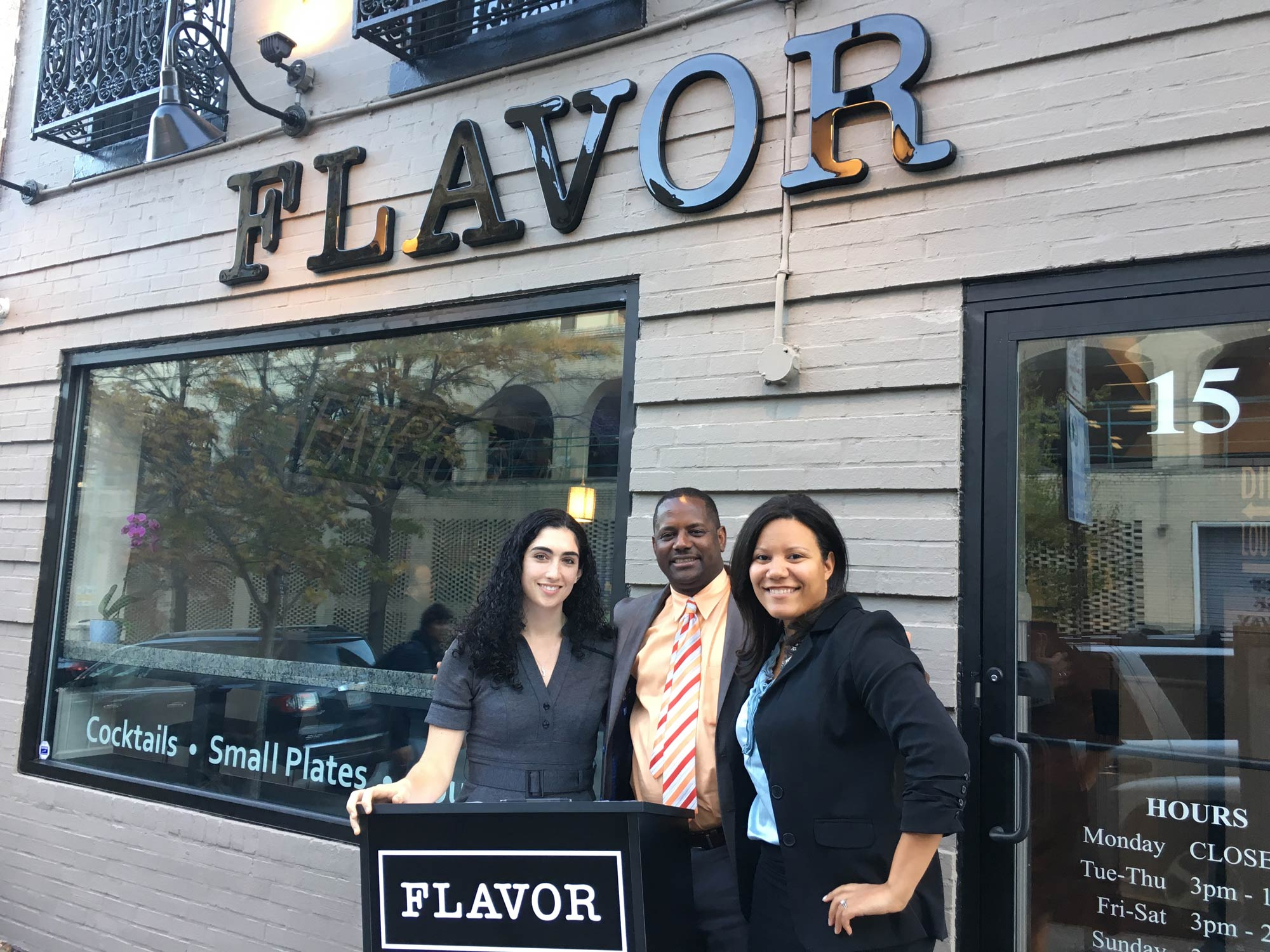 Maryland SBDC helps, 'Flavor' becomes an iconic spot for Baltimorean looking for an upscale eatery spot.