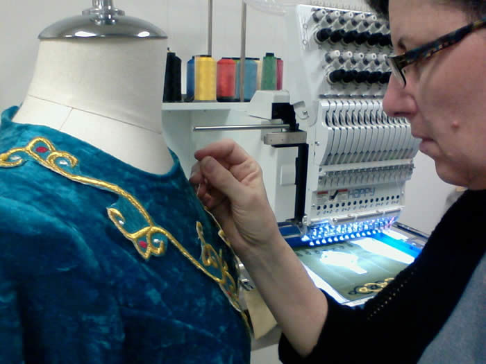 Irish Seams restarts with help from the SBDC