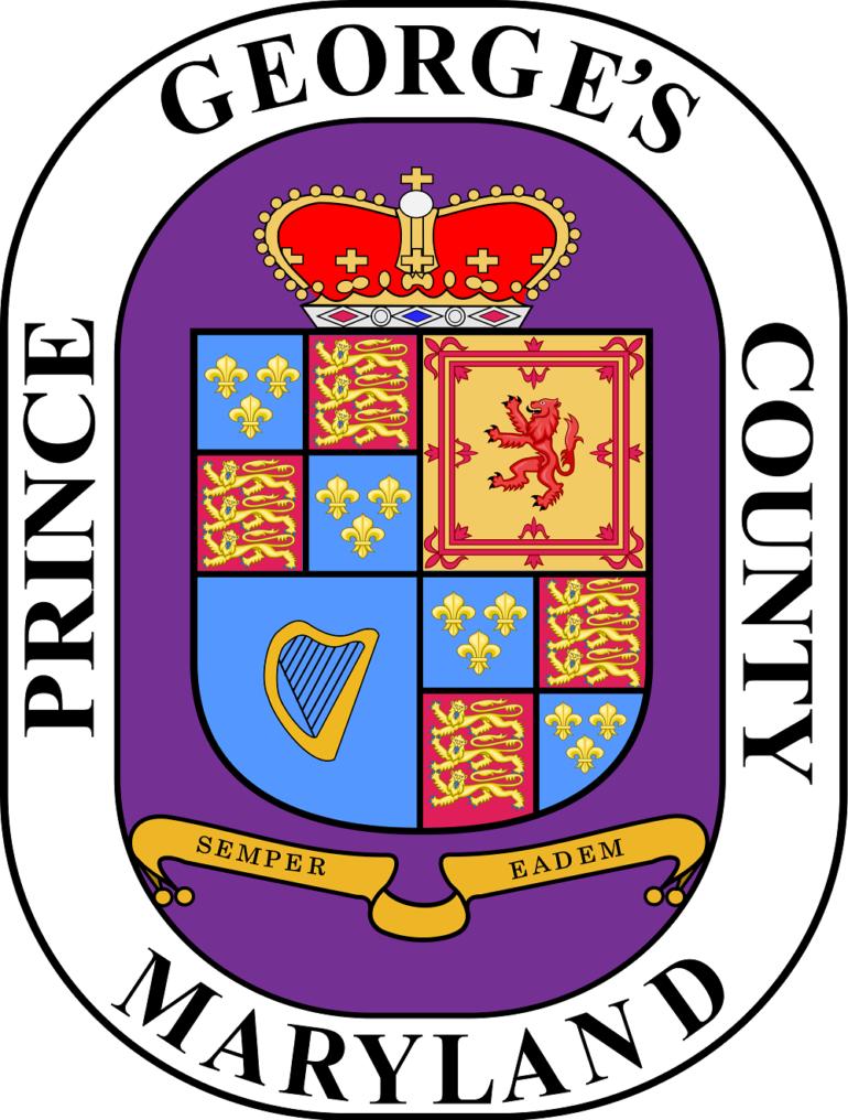 Prince George's County Maryland logo
