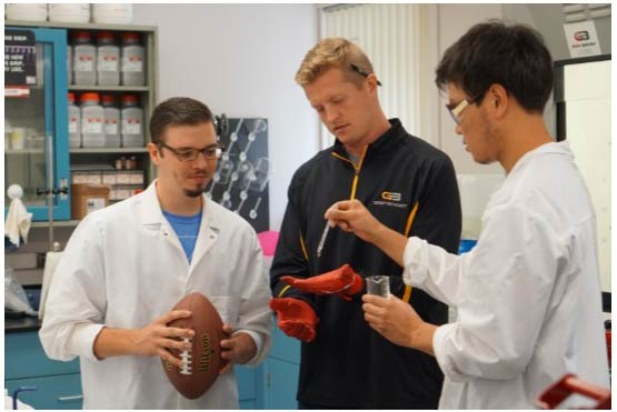 Grip Boost lab testing