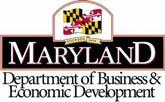 Maryland Dept of Business & Economic Development logo