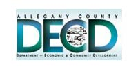 Alleghany County Economic Development logo