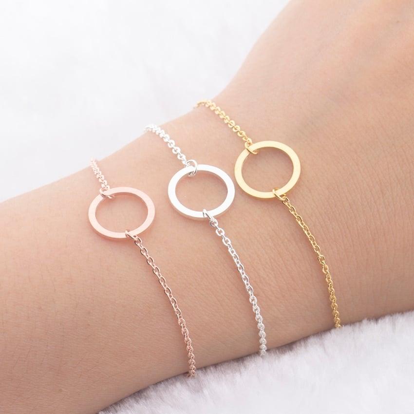 bracelet femme rose gold