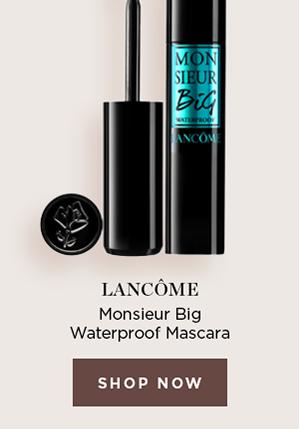 Lancome Monsieur Big Waterproof Mascara