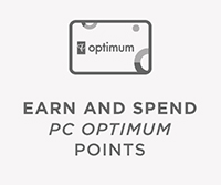 EARN AND SPEND PC OPTIMUM POINTS
