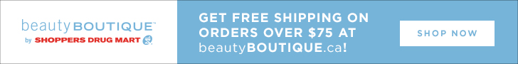 Beauty Boutique Free Shipping on Orders Over $75