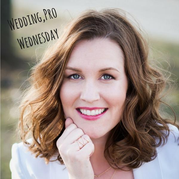 Wedding Pro Wednesday: Kimberly Dean