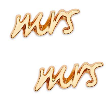 Newlywed Black Friday Deals | Mrs Earrings