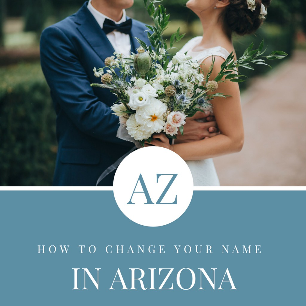 Arizona Name Change