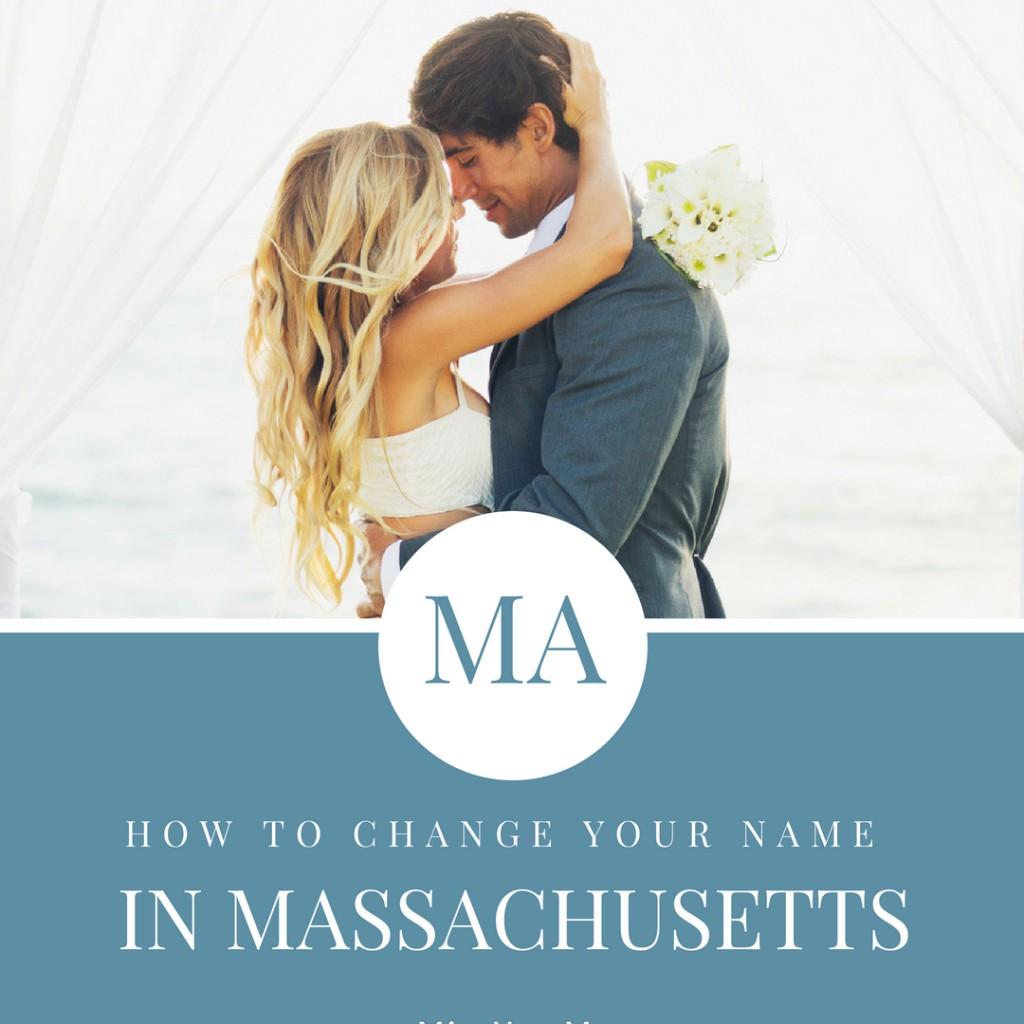 Masssachusetts Name Change