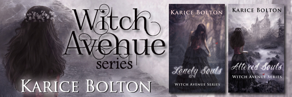 Witch+Ave Witch Avenue series by Karice Bolton