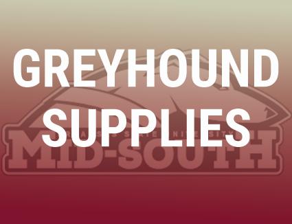 GREYHOUND SUPPLIES