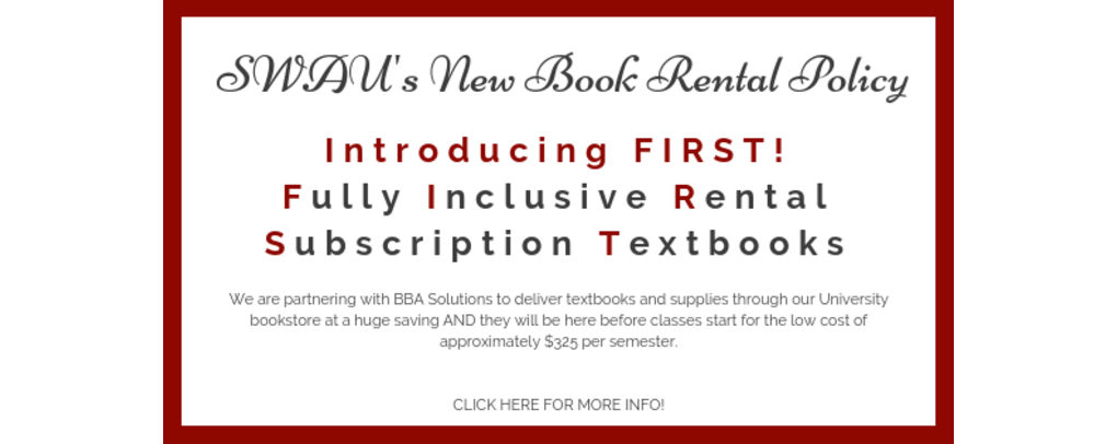 New Rental Policy