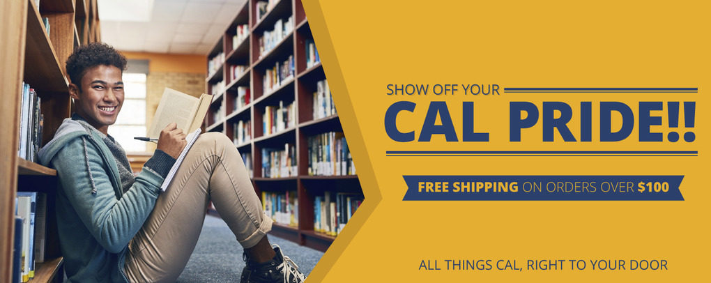 Show your Cal Pride