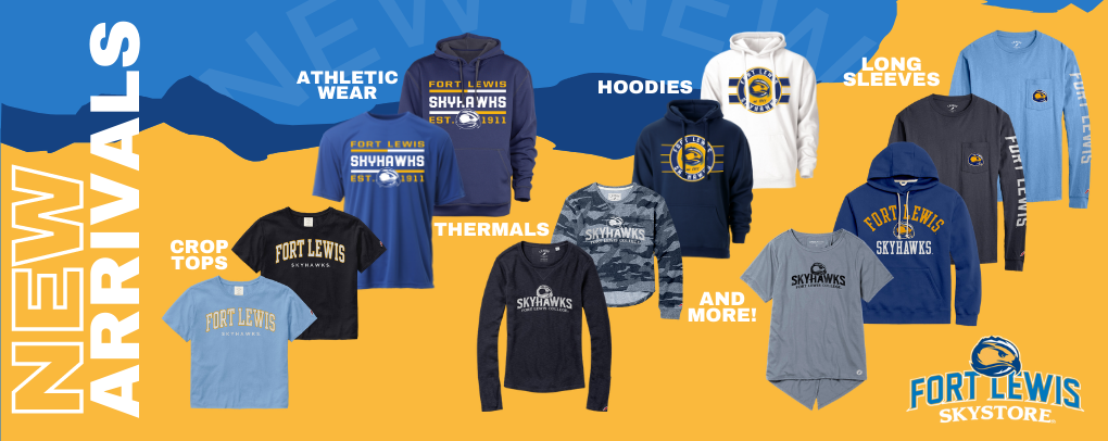 New Arrivals, FLC Skystore, Athletic Wear, Crop Tops, Hoodies, Thermals, Long Sleeves, and more!