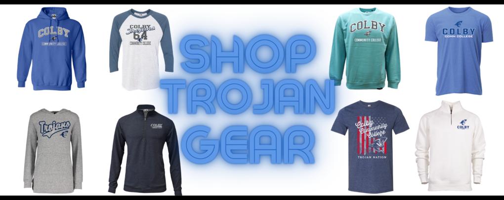 Shop Trojans Gear!