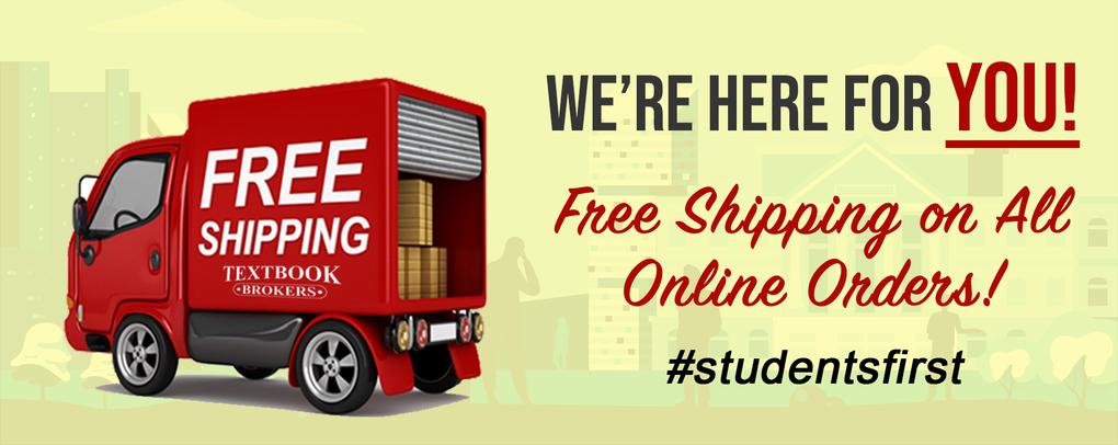 Get Free Shipping When You Order Online!