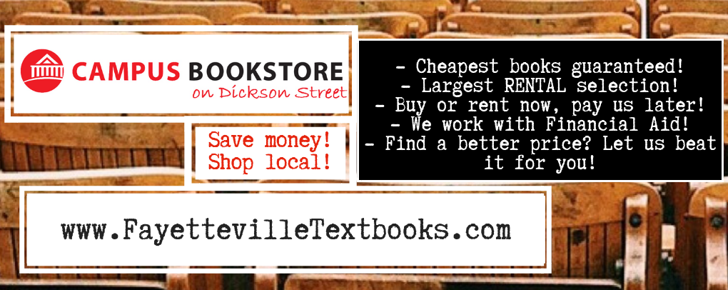 Campus Bookstore on Dickson has the cheapest books guaranteed!  We have the LARGEST rental selection.  You can buy or rent now and pay us later.  Fine a better price? Let us know, we will try to beat it!
