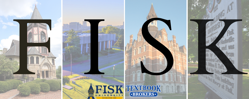 the official fisk university bookstore