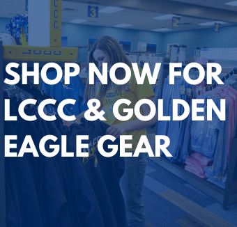 Shop now for LCCC and Golden Eagle Gear