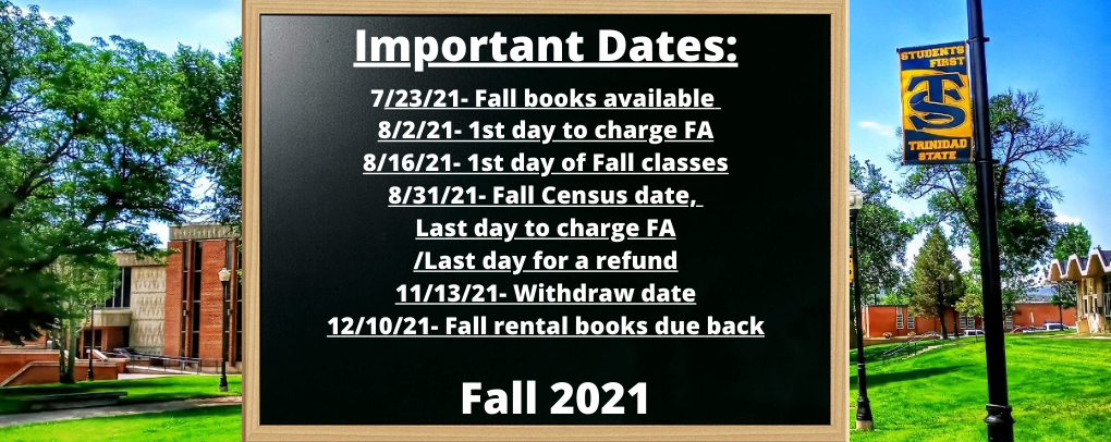 Fall Dates