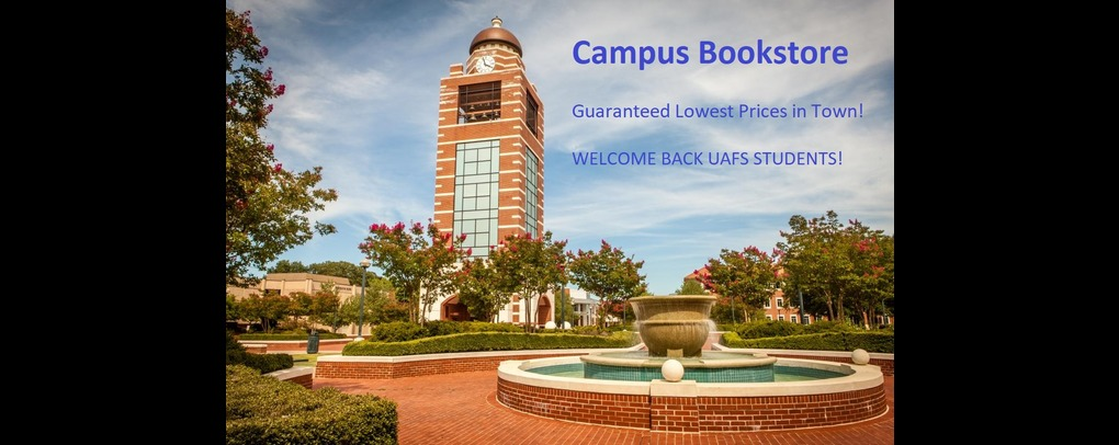 Campus booksore websit