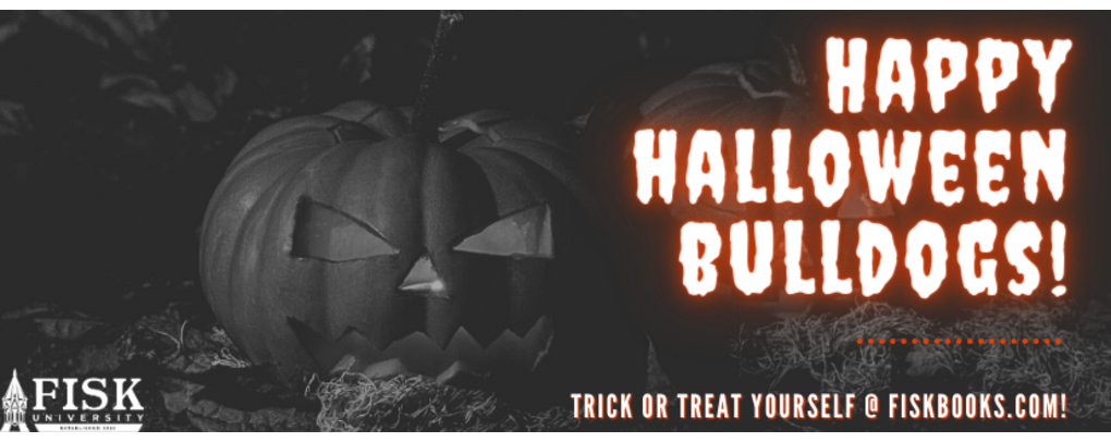 Happy Halloween, Bulldogs! Click here to shop for textbooks