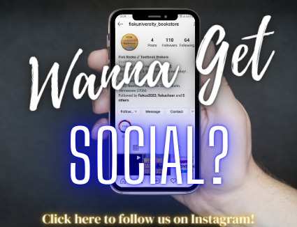 wanna get social?  follow us on instagram!