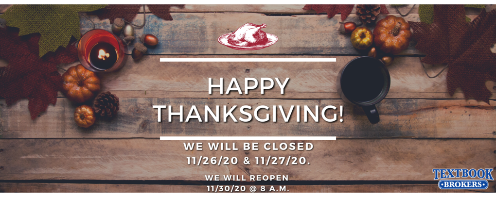 happy thanksgiving, Pioneers! We will be closed 11/26/20 & 11/27/20 and will reopen on 11/30/20 @ 8 a.m.