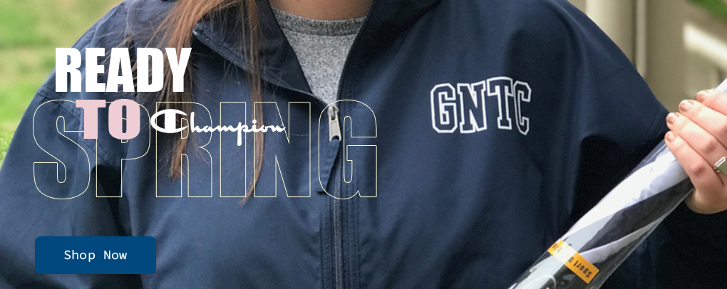 Shop GNTC Champion Gear Today!