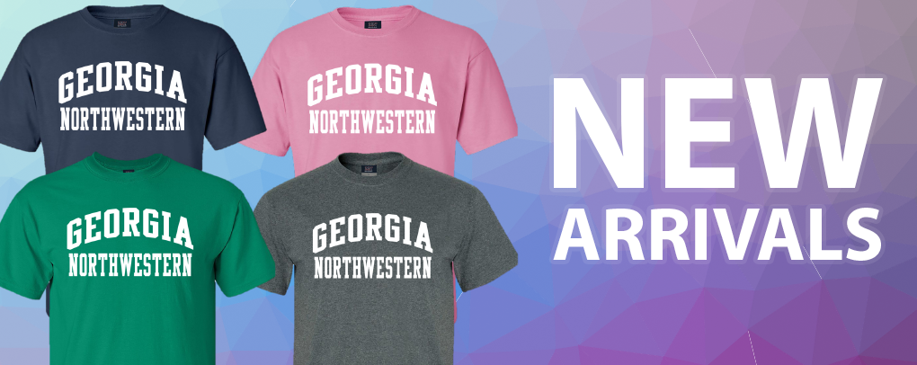 Banner image 1 links to https://gntc.textbooktech.com/products/georgia-northwestern-arch-classic-tshirt-mvsp-2955-rdijfoerlh