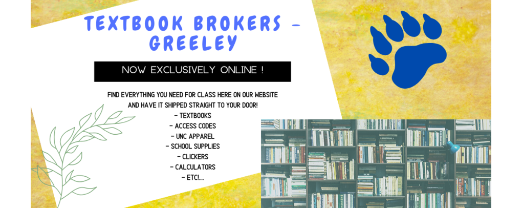 Textbook Brokers has moved online!