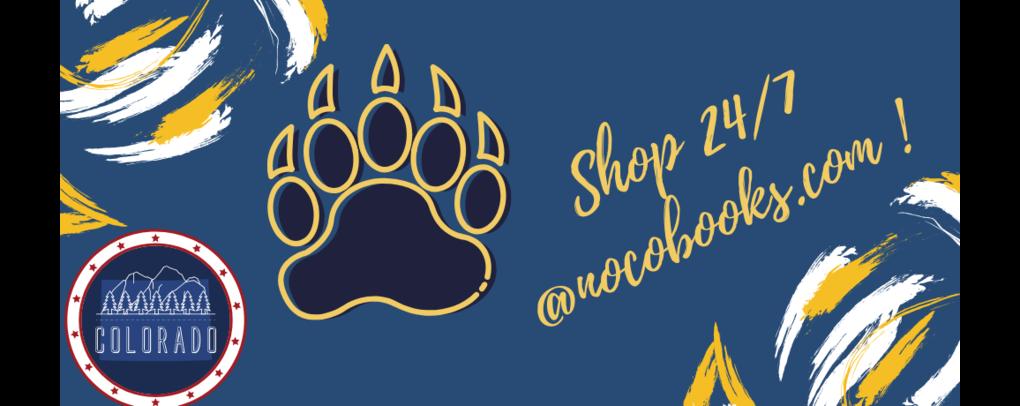 Shop 24/7 at nocobooks.com