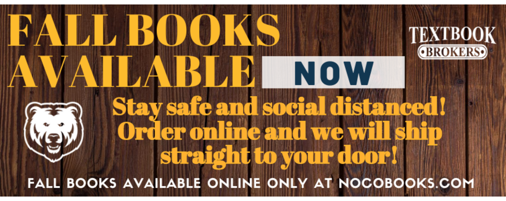 FALL 2020 BOOKS AVAILABLE NOW!
