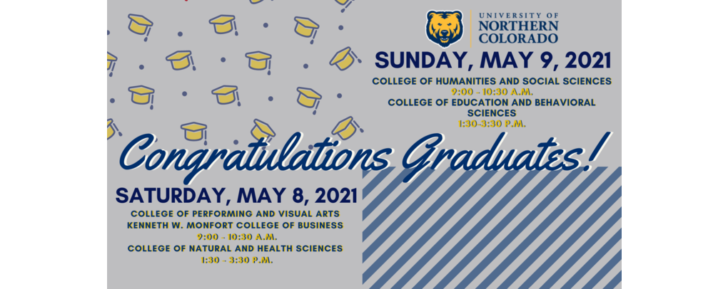 Congratulations Graduates!!