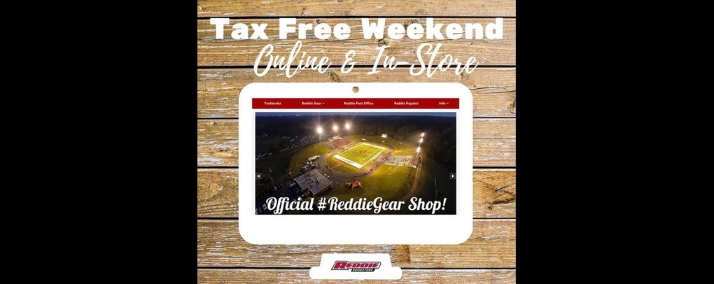 Tax Free Weekend August 1st & 2nd