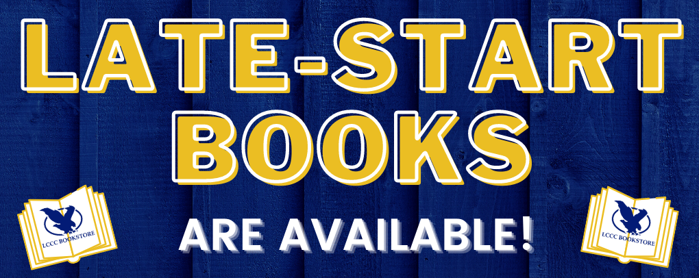 Late start books are available!