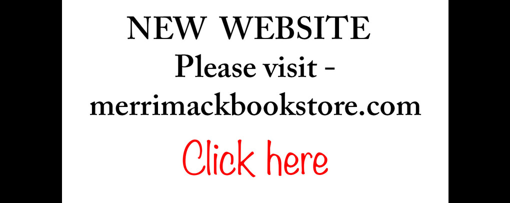 New Website merrimackbookstore.com