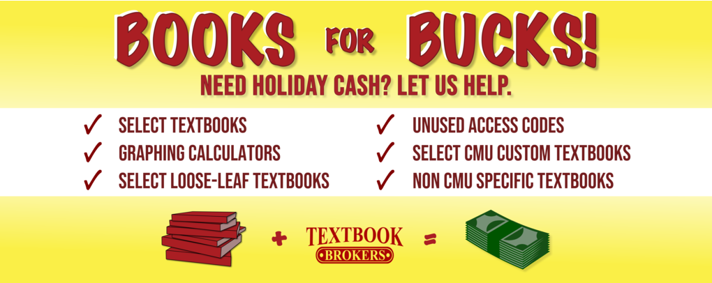 Get Money for Books! Sell unwanted books for cash!