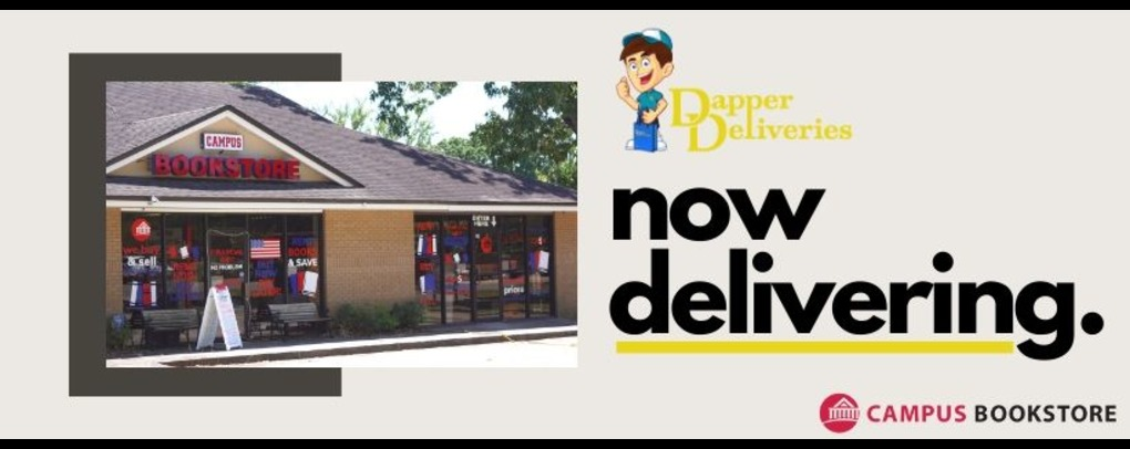 Now delivering through dapper deliveries!