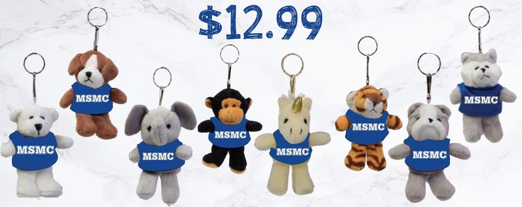 Animal key chains