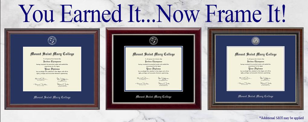 Msmc diploma frame slider
