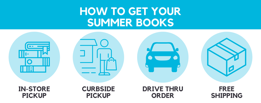 How to get your Summer Textbooks!