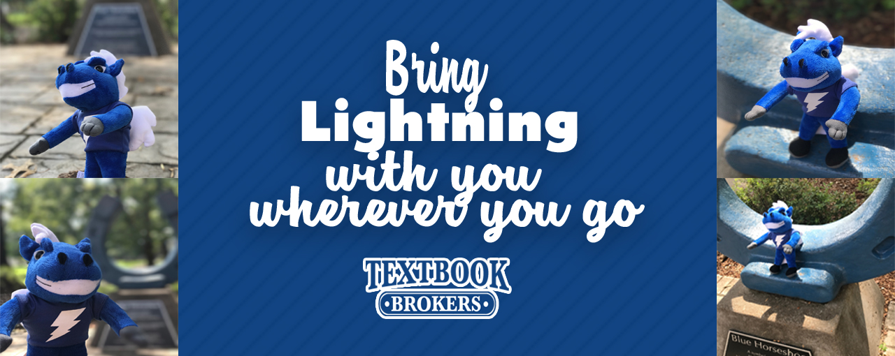Lightning website banner