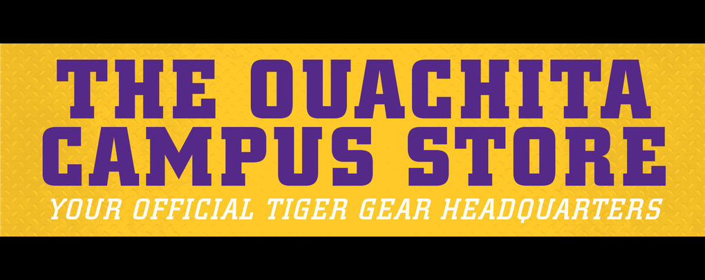 Ouachita Campus Store, Your Official Tiger Gear Headquarters