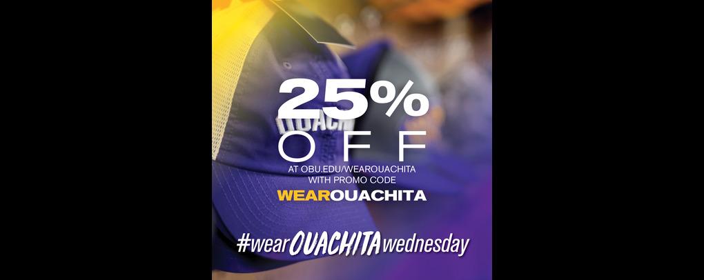 Wear Ouachita Wednesday