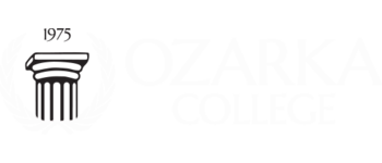 Ozarka College logo Home