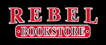 Rebel bookstore logo